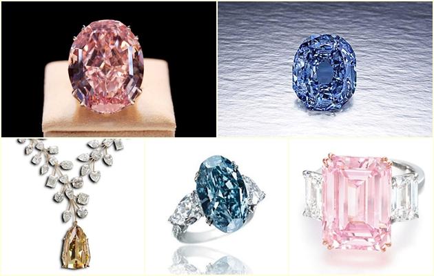 5 joyas mas caras del mundo