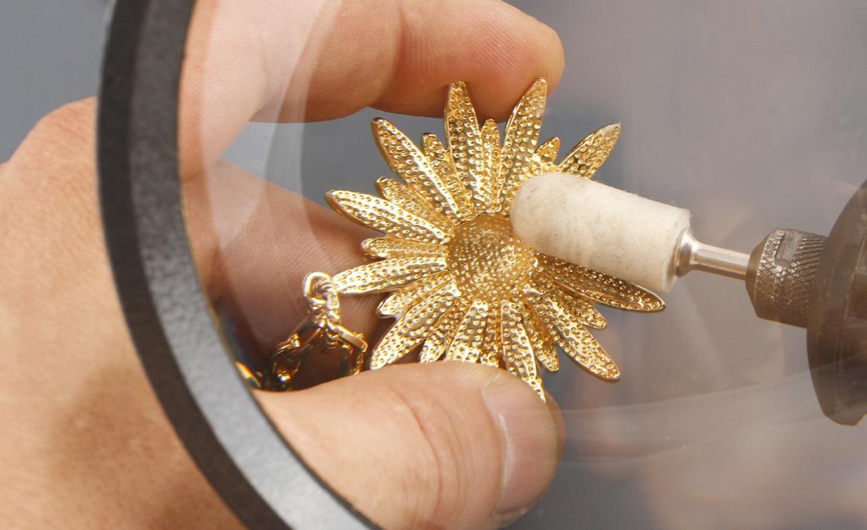 asi se hace joyas de oro