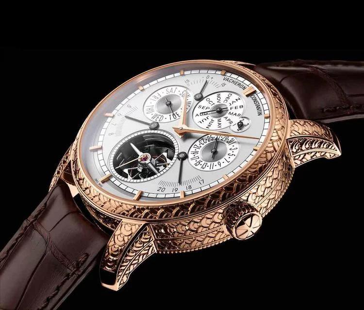 Estos son los 10 relojes más finos y caros del mundo