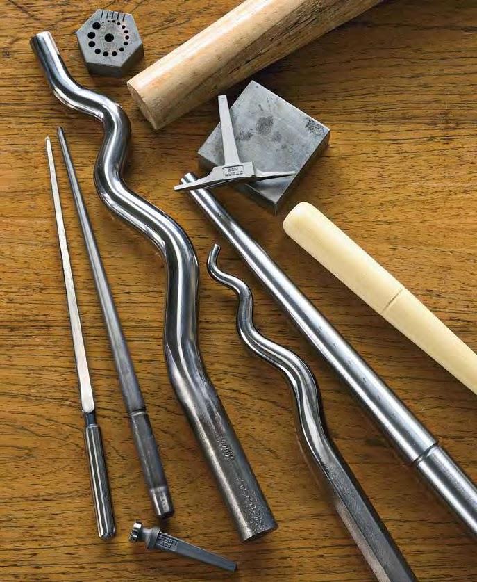 herramienta de joyería artesanal