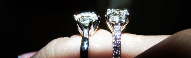 Diferencias entre Diamantes y Moissanite Perú