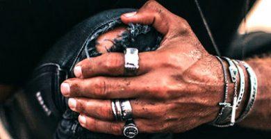 Que tipos de anillo debe usar el hombre