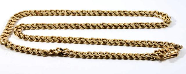 reparacion y restauracion de cadenas de joyas