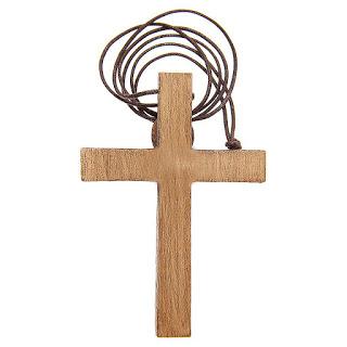 cruz de madera - latina